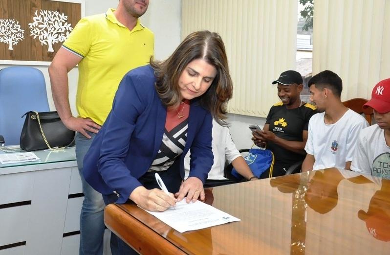 Prefeitura anuncia reforma de Ginásio Poliesportivo em Guaçuí